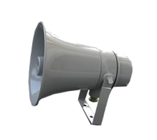 ATEX Approved External Sounder, Horn, Ringer for spray booths, universities and military use