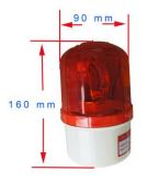 JRTEL Broadcasting Telephone Call LED Flashing Red Beacon Call LED Light