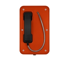 Weatherproof IP66 Red Autodial Telephone