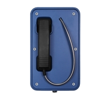 IP66 lift to call metal vandal proof weatherproof blue Autodial telephone