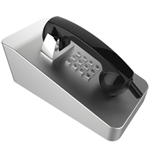 Desk Stainless Steel Heavy Duty Telephone