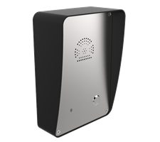 External Robust Steel Intercom Call Point IP66 Weatherproof
